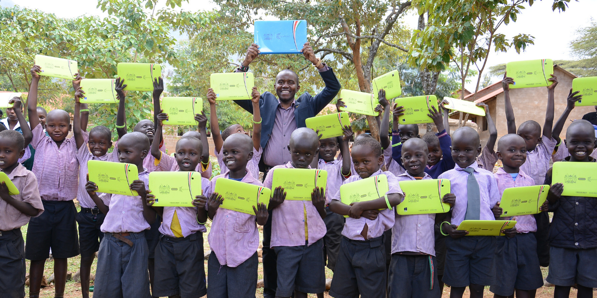 Quality Education, a new chapter for Kenya