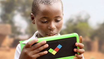 onetab – using tablets to get one billion children reading